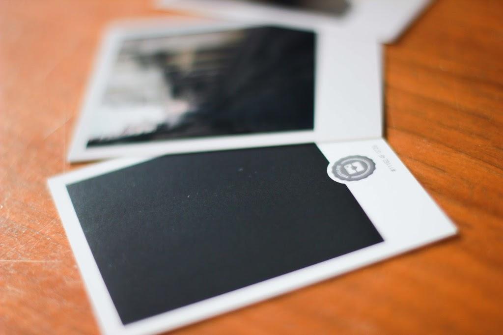 Polaroids bei PhotoLove drucken lassen