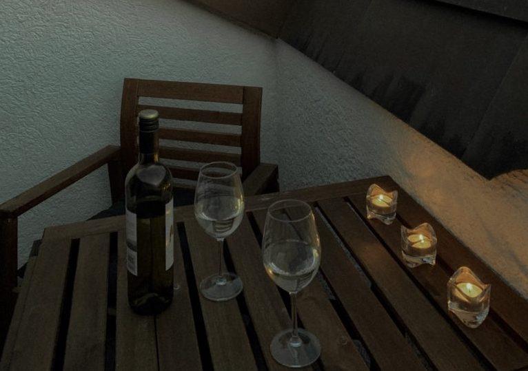 Warmer Wein